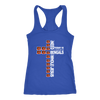 NFL – All I Need Today Is A Little Bit Of Cincinnati Bengals And A Whole Lot Of Jesus Football Shirts-T-shirt-Next Level Racerback Tank-Royal-XS-PopsSpot