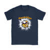 NFL – Awesome Minnesota Vikings Football Shirts-T-shirt-Gildan Womens T-Shirt-Navy-S-PopsSpot
