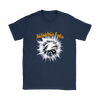 NFL – Awesome Philadelphia Eagles Football Shirts-T-shirt-Gildan Womens T-Shirt-Navy-S-Itees Global