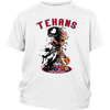 NFL – Houston Texans Venom Groot Guardian Of The Galaxy Football Shirts-T-shirt-District Youth Shirt-White-XS-Itees Global