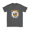NFL – Awesome Minnesota Vikings Football Shirts-T-shirt-Gildan Womens T-Shirt-Charcoal-S-PopsSpot