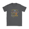 NFL – You Don't Like Los Angeles Rams Here Your Socks I Set You Free Harry Potter Shirts-T-shirt-Gildan Womens T-Shirt-Charcoal-S-PopsSpot