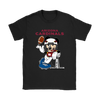 NFL – Arizona Cardinals Mickey Mouse Super Bowl Football Shirt-T-shirt-Gildan Womens T-Shirt-Black-S-PopsSpot