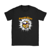 NFL – Awesome Minnesota Vikings Football Shirts-T-shirt-Gildan Womens T-Shirt-Black-S-PopsSpot