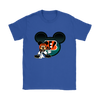 NFL – Cincinnati Bengals Mickey Mouse Football Shirts-T-shirt-Gildan Womens T-Shirt-Royal Blue-S-PopsSpot