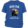 Come To The Dark Side We Have Minnesota Vikings Shirts-T-shirt-District Youth Shirt-Royal Blue-XS-Itees Global