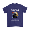 Come To The Dark Side We Have Minnesota Vikings Shirts-T-shirt-Gildan Mens T-Shirt-Purple-S-Itees Global
