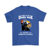 Come To The Dark Side We Have Minnesota Vikings Shirts-T-shirt-Gildan Mens T-Shirt-Royal Blue-S-Itees Global