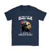Come To The Dark Side We Have Minnesota Vikings Shirts-T-shirt-Gildan Womens T-Shirt-Navy-S-Itees Global
