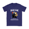 Come To The Dark Side We Have Minnesota Vikings Shirts-T-shirt-Gildan Womens T-Shirt-Purple-S-Itees Global