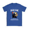 Come To The Dark Side We Have Minnesota Vikings Shirts-T-shirt-Gildan Womens T-Shirt-Royal Blue-S-Itees Global