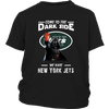 Come To The Dark Side We Have New York Jets Shirts-T-shirt-District Youth Shirt-Black-XS-Itees Global