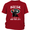 Come To The Dark Side We Have New York Jets Shirts-T-shirt-District Youth Shirt-Red-XS-Itees Global