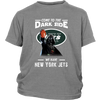 Come To The Dark Side We Have New York Jets Shirts-T-shirt-District Youth Shirt-Sport Grey-XS-Itees Global