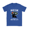 Come To The Dark Side We Have New York Jets Shirts-T-shirt-Gildan Womens T-Shirt-Royal Blue-S-Itees Global