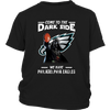 Come To The Dark Side We Have Philadelphia Eagles Shirts-T-shirt-District Youth Shirt-Black-XS-Itees Global