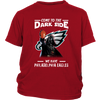 Come To The Dark Side We Have Philadelphia Eagles Shirts-T-shirt-District Youth Shirt-Red-XS-Itees Global