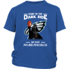 Come To The Dark Side We Have Philadelphia Eagles Shirts-T-shirt-District Youth Shirt-Royal Blue-XS-Itees Global