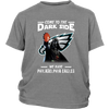 Come To The Dark Side We Have Philadelphia Eagles Shirts-T-shirt-District Youth Shirt-Sport Grey-XS-Itees Global