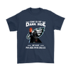 Come To The Dark Side We Have Philadelphia Eagles Shirts-T-shirt-Gildan Mens T-Shirt-Navy-S-Itees Global