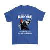 Come To The Dark Side We Have Philadelphia Eagles Shirts-T-shirt-Gildan Mens T-Shirt-Royal Blue-S-Itees Global