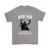 Come To The Dark Side We Have Philadelphia Eagles Shirts-T-shirt-Gildan Mens T-Shirt-Sport Grey-S-Itees Global