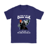 Come To The Dark Side We Have Philadelphia Eagles Shirts-T-shirt-Gildan Womens T-Shirt-Purple-S-Itees Global