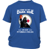Come To The Dark Side We Have Pittsburgh Steelers Shirts-T-shirt-District Youth Shirt-Royal Blue-XS-Itees Global
