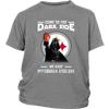 Come To The Dark Side We Have Pittsburgh Steelers Shirts-T-shirt-District Youth Shirt-Sport Grey-XS-Itees Global
