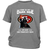 Come To The Dark Side We Have San Francisco 49ers Shirts-T-shirt-District Youth Shirt-Sport Grey-XS-PopsSpot