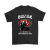 Come To The Dark Side We Have San Francisco 49ers Shirts-T-shirt-Gildan Mens T-Shirt-Black-S-PopsSpot