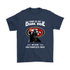 Come To The Dark Side We Have San Francisco 49ers Shirts-T-shirt-Gildan Mens T-Shirt-Navy-S-PopsSpot