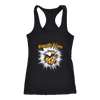 NFL – Awesome Minnesota Vikings Football Shirts-T-shirt-Next Level Racerback Tank-Black-XS-PopsSpot