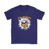 NFL – Awesome Minnesota Vikings Football Shirts-T-shirt-Gildan Womens T-Shirt-Purple-S-PopsSpot