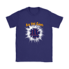 NFL – Awesome New York Giants Football Shirts-T-shirt-Gildan Womens T-Shirt-Purple-S-Itees Global