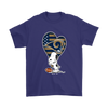 Los Angeles Rams Snoopy Football Sports Shirts-T-shirt-PopsSpot