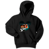 NFL – Cincinnati Bengals Mickey Mouse Football Shirt-T-shirt-Youth Hoodie-Black-XS-PopsSpot