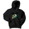 NFL – Green Bay Packers Mickey Mouse Football Shirt-T-shirt-Youth Hoodie-Black-XS-Itees Global