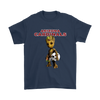 NFL - Arizona Cardinals Guardians Of The Galaxy Groot NFL Football Shirts-T-shirt-Gildan Mens T-Shirt-Navy-S-Itees Global