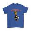 NFL - Arizona Cardinals Guardians Of The Galaxy Groot NFL Football Shirts-T-shirt-Gildan Mens T-Shirt-Royal Blue-S-Itees Global
