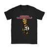 NFL - Arizona Cardinals Guardians Of The Galaxy Groot NFL Football Shirts-T-shirt-Gildan Womens T-Shirt-Black-S-Itees Global