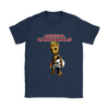 NFL - Arizona Cardinals Guardians Of The Galaxy Groot NFL Football Shirts-T-shirt-Gildan Womens T-Shirt-Navy-S-Itees Global