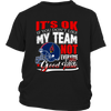 NFL – Arizona Cardinals It's Ok If You Don't Like My Team Not Everyone Has Good Taste NFL Football Shirt-T-shirt-District Youth Shirt-Black-XS-PopsSpot