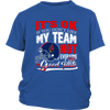 NFL – Arizona Cardinals It's Ok If You Don't Like My Team Not Everyone Has Good Taste NFL Football Shirt-T-shirt-District Youth Shirt-Royal Blue-XS-PopsSpot