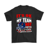 NFL – Arizona Cardinals It's Ok If You Don't Like My Team Not Everyone Has Good Taste NFL Football Shirt-T-shirt-Gildan Mens T-Shirt-Black-S-PopsSpot