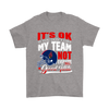 NFL – Arizona Cardinals It's Ok If You Don't Like My Team Not Everyone Has Good Taste NFL Football Shirt-T-shirt-Gildan Mens T-Shirt-Sport Grey-S-PopsSpot