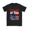 NFL – Arizona Cardinals It's Ok If You Don't Like My Team Not Everyone Has Good Taste NFL Football Shirt-T-shirt-Gildan Womens T-Shirt-Black-S-PopsSpot