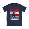 NFL – Arizona Cardinals It's Ok If You Don't Like My Team Not Everyone Has Good Taste NFL Football Shirt-T-shirt-Gildan Womens T-Shirt-Navy-S-PopsSpot