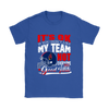 NFL – Arizona Cardinals It's Ok If You Don't Like My Team Not Everyone Has Good Taste NFL Football Shirt-T-shirt-Gildan Womens T-Shirt-Royal Blue-S-PopsSpot