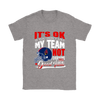 NFL – Arizona Cardinals It's Ok If You Don't Like My Team Not Everyone Has Good Taste NFL Football Shirt-T-shirt-Gildan Womens T-Shirt-Sport Grey-S-PopsSpot
